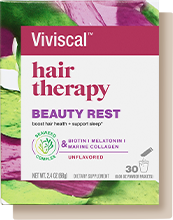 Viviscal™ hair therapy Beauty Rest Packaging