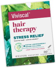 Viviscal™ hair therapy Stress Relief